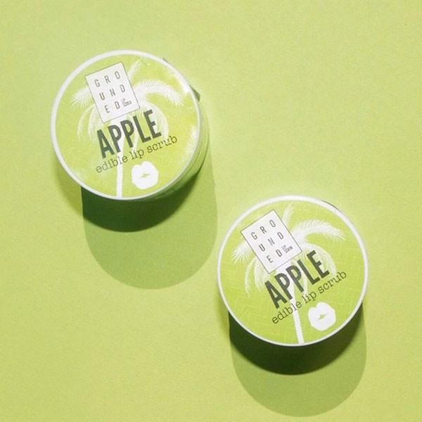 Grounded niisutav õuna huulekoorija