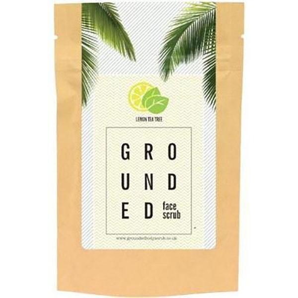 Grounded sidruni ja teepuu näokoorija