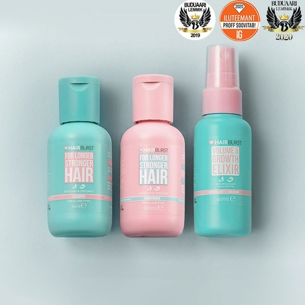 Hairburst mini komplekt