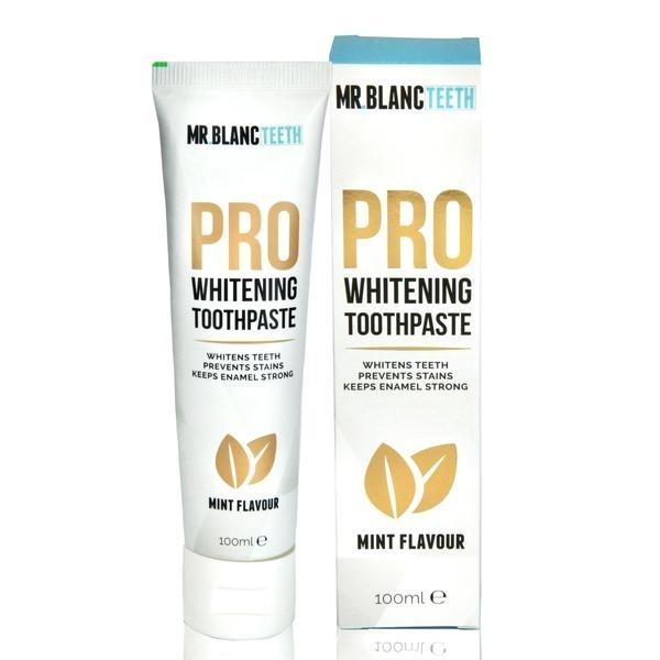 Mr Blanc Teeth PRO valgendav hambapasta (100ml)