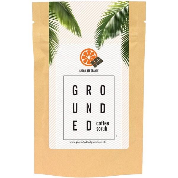 Grounded šokolaadi-apelsini kehakoorija
