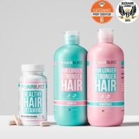 Hairburst kapsid ja šampoon&palsam komplekt