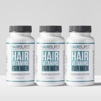 Hairburst juuksekasvu vitamiinid meestele 3 kuud