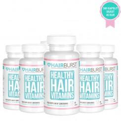 Hairburst juuksekasvu vitamiinid 6 kuud