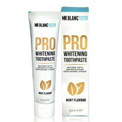 Mr Blanc Teeth PRO valgendav hambapasta