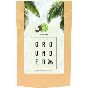 Grounded kookospähkli ja laimi näokoorija