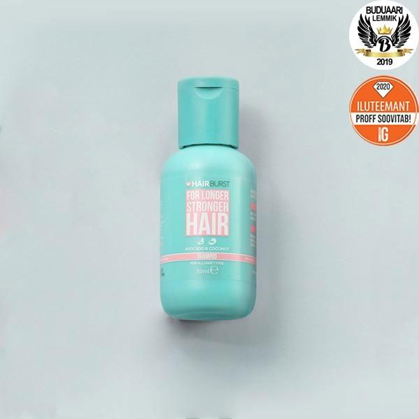 Hairburst mini šampoon