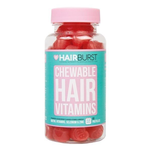 Hairburst Hearts hair growth vitamins 1 month