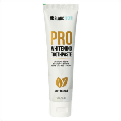Mr Blanc Teeth PRO Whitening Toothpaste (100ml)