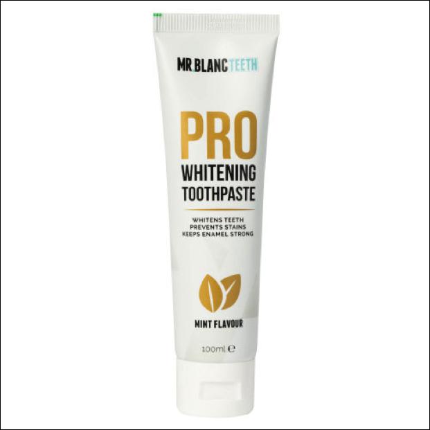 Mr Blanc Teeth Whitening Toothpaste Bundle (2x100ml)