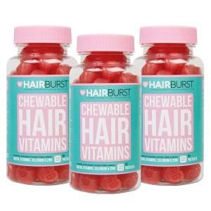 Hairburst Hearts hair growth vitamins 3 months
