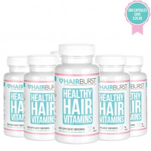 Hairburst hair growth vitamins 6 months