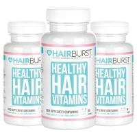 Hairburst matu augšanas vitamīni 3 mēneši
