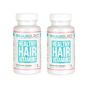 Hairburst matu augšanas vitamīni 2 mēnešiem