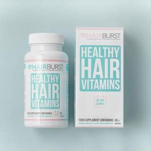 Hairburst matu augšanas vitamīni 1 mēnesim