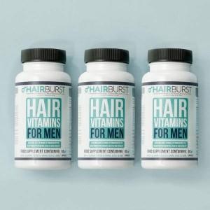 Hairburst juuksekasvu vitamiinid meestele