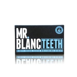 Mr Blanc Teeth zobu balināšanas sloksnītes (28 gab)