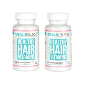 Hairburst plaukų augimą skatinantys vitaminai (2 mėnesiams)